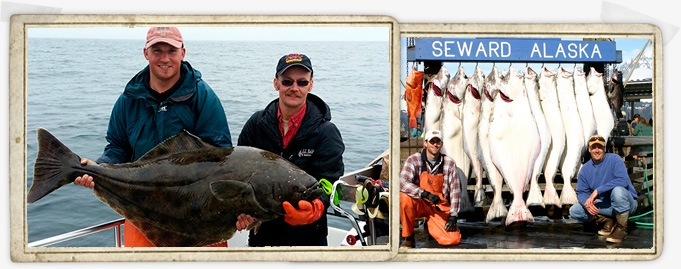 Seward Halibut Fishing Trips