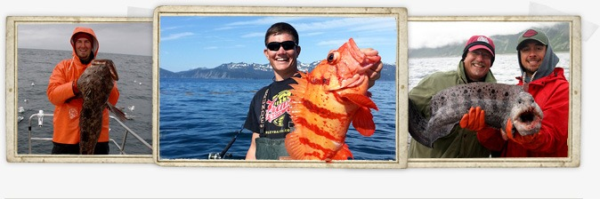 Seward Lingcod Fishing Trips