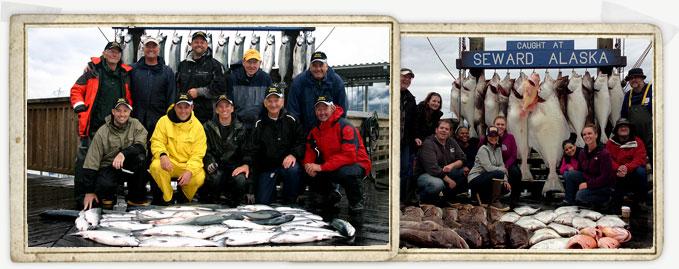 Fishing seasons in alaska peak times for halibut salmon for Peak fishing times for today