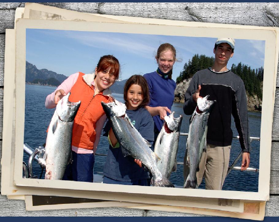 Alaska Fishing Trips Alaska Halibut And Salmon Fishing With