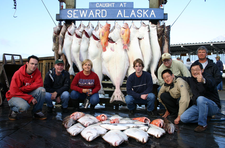 Halibut Hang Seward