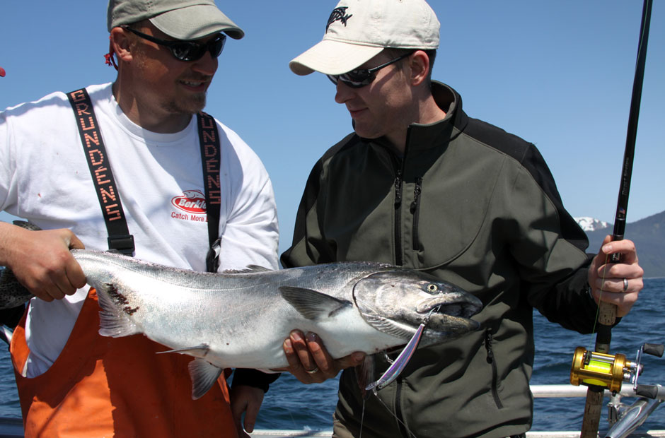 King Salmon Fishing Guides