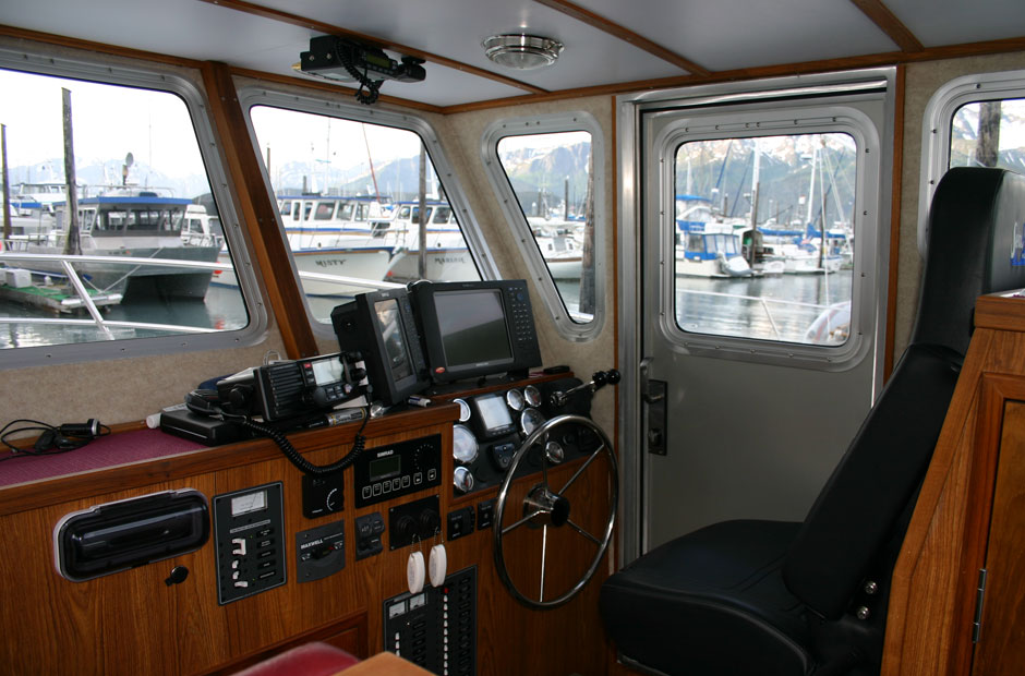 Pursuit Wheelhouse