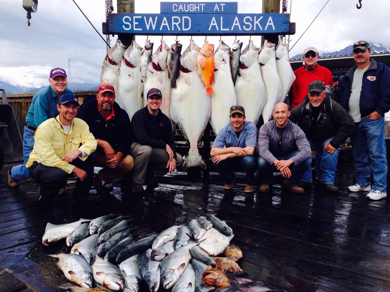 Halibut Fishing Seward Alaska Fishing Reports