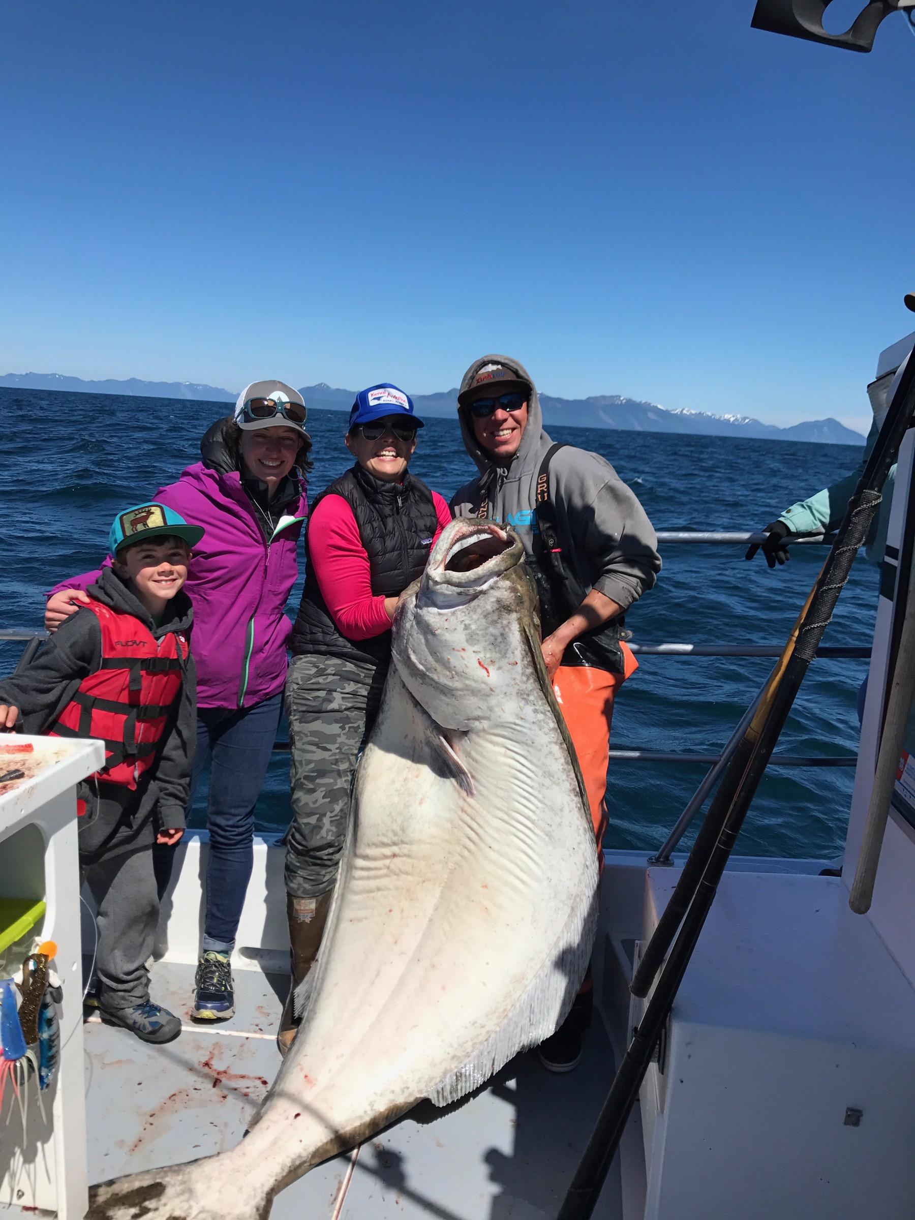 June 15 capt t strikes again profish n sea for Seward alaska fishing reports